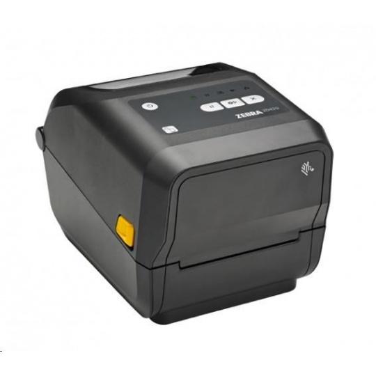 """Zebra TT tiskárna etiket ZD420 4"""" 203 dpi, USB, USB Host"""