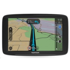 TomTom START 62 Europe (45 zemí) LIFETIME mapy