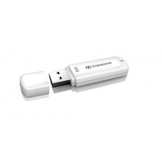 TRANSCEND Flash Disk 8GB JetFlash®370, USB 2.0 (R:13/W:4 MB/s) bílá