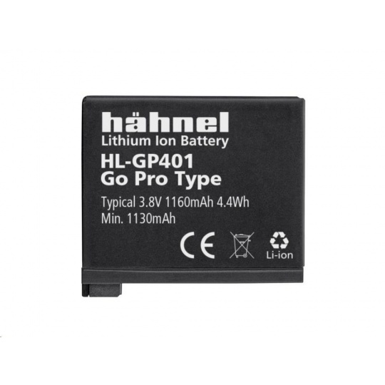 Hahnel Battery Gopro HL-GP401