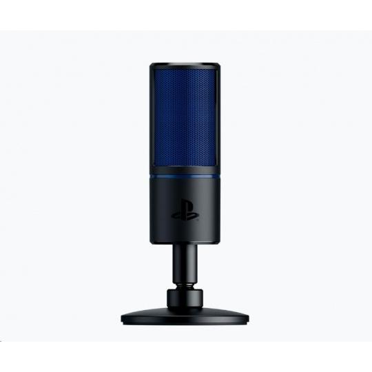RAZER mikrofon pro streamování Seiren pro PS4, 3.5 mm