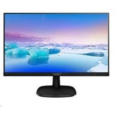 "Philips MT IPS LED 23,8""  243V7QSB/00 - IPS panel, 1920x1080, 250cd, D-Sub, DVI-D"