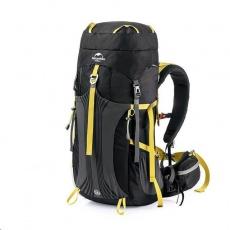 Naturehike trekový batoh Hiking 55+5l 1920g - černý