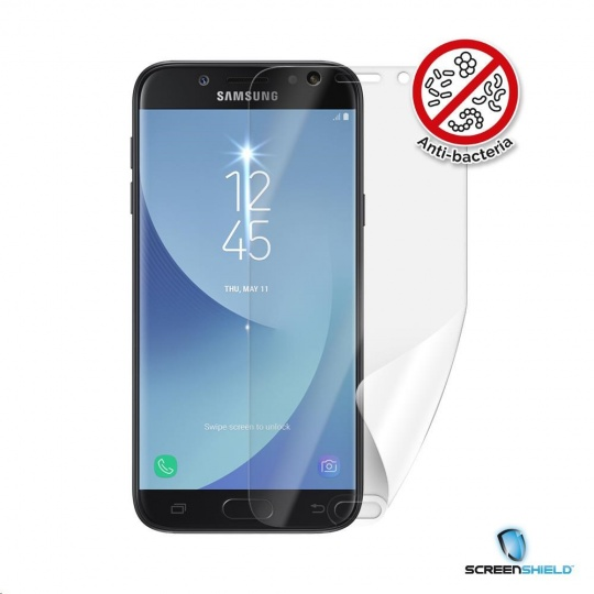 Screenshield fólie na displej Anti-Bacteria pro SAMSUNG J530 Galaxy J5 (2017)