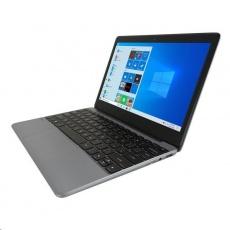 "UMAX NTB VisionBook 12Wr Gray - 11,6"" IPS FHD 1920x1080,Celeron N4020@1,1 GHz,4GB,64GB,Intel UHD,W10P,Šedá"
