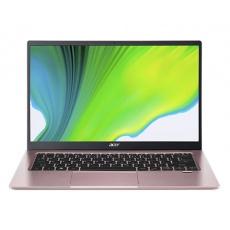"""ACER NTB Swift 1 (SF114-34-P5A9) - 14"""" FHD ComfyView IPS,8GB,256GBSSD,Intel®UHD Graphics,W11H,Růžová"""