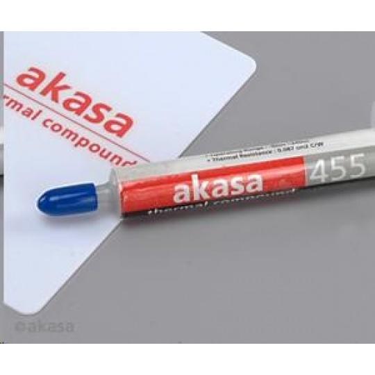 AKASA teplovodivá pasta AK-455-5G, šedá