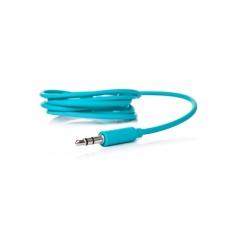 LAMAX Audio kabel tyrkysový - Blaze B-1 by LAMAX Beat