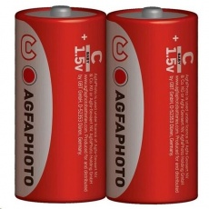 AgfaPhoto zinková baterie 9V, blistr 1ks