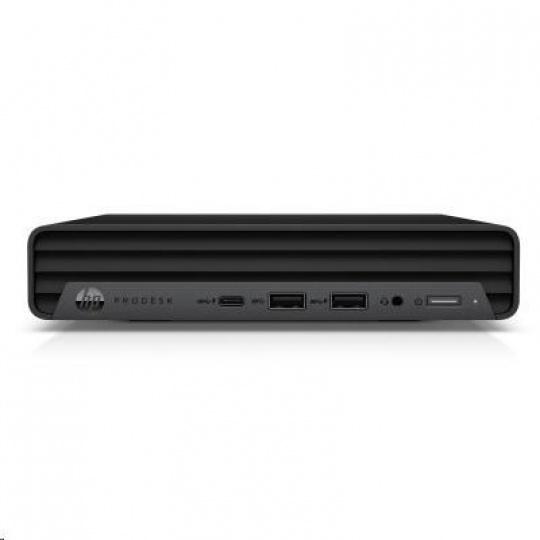 HP ProDesk 400G6 DM i5-10500T, 8GB, SSD 256GB M.2 NVMe, Intel HD DisplayPort+HDMI, 65W, rámeček na 2.5 disk, FDOS
