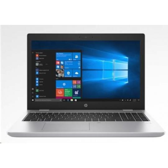 HP ProBook 650 G5 i5-8265U 15.6 FHD UWVA CAM, 8GB, 256GB, DVDRW, ax, BT, FpR, no backlit keyb, VGA, Win10Pro