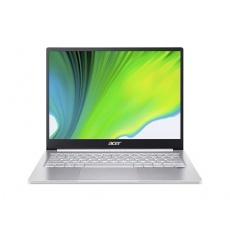 "ACER NTB Swift 3 - i5-1135G7@2.40GHz,8GB,512GBSSD,13.5"" QHD,WiFi+BT,cam,backl,USB3.2,USB Type-C,W10H,Stříbrná"