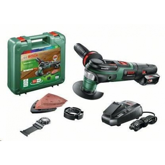 Bosch AdvancedMulti 18 set (1x2,5 Ah)