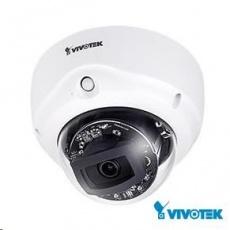 Vivotek FD9167-H, 2Mpix, 30sn/s, H.265, obj. 2.8mm (109°), DI/DO,PoE,IR-Cut,Smart IR,SNV,WDR 120dB, MicroSDXC, vnitřní
