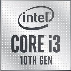 CPU INTEL Core i3-10105, 3.70GHz, 6MB L3 LGA1200, TRAY (bez chladiče)