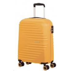 American Tourister WaveTwister SPINNER 77/28 TSA Sunset Yellow