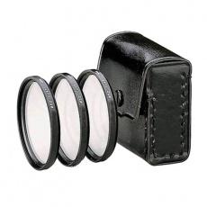 Doerr Set Makro předsádkových čoček - 52 mm