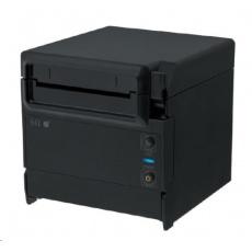 Seiko pokladní tiskárna RP-F10, řezačka, Horní/Přední výstup, BT, černá, zdroj