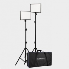 Nanlite LumiPad 25 Set -  2x stativ a rukojeť, brašna