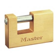 MasterLock 606EURD Obdélníkový visací zámek pro všeobecnou ochranu