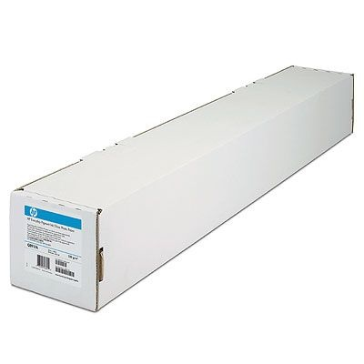 HP Durable Semi-gloss Display Film-914 mm x 15.2 m (36 in x 50 ft),  7.8 mil,  265 g/m2, Q6620B