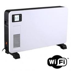 Solight horkovzdušný konvektor 2300W, WiFi, LCD, ventilátor, časovač, nastavitelný termostat