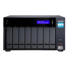 QNAP TVS-872X-i5-8G (6C/3,3GHz/8GBRAM/8xSATA/2xM.2/2xGbE/1x10GbE/1xUSB3.0/4xUSB3.1/2xPCIe/1xHDMI)