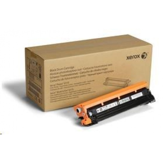 Xerox  Black Drum toner cartridge pro Phaser 6510 a WorkCentre 6515, (48,000 Pages)