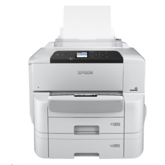 EPSON tiskárna ink WorkForce Pro WF-C8190DTW, A3, 35ppm, Ethernet, WiFi (Direct), Duplex, NFC,  3 roky OSS po registraci