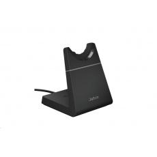 Jabra nabíjecí stojánek USB-A pro Evolve2 65, černá