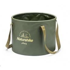 Naturehike skládací nádoba pro skladování/mytí 20l 310g - zelená