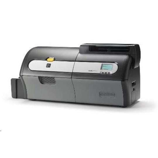 Zebra tiskárna karet ZXP7 oboustranná, USB, LAN, SINGLE-SIDED LAMINATION