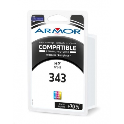 ARMOR cartridge pro HP DJ 5740/6520/OJ7210 Color (C8766E)