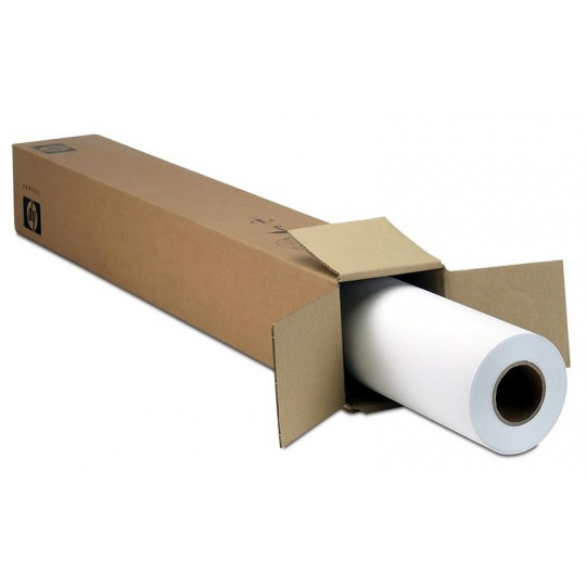 HP Matte Film-610 mm x 38.1 m (24 in x 125 ft),  5 mil,  160 g/m2, 51642A