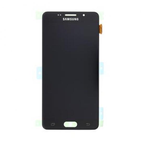 Galaxy A5 2016 (A510) - výměna LCD displeje