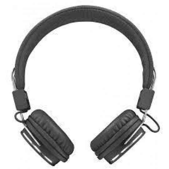 TRUST Skládací sluchátka Ziva Foldable Headphones for smartphone and tablet - černá