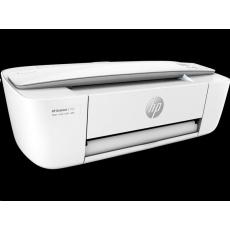 HP All-in-One Deskjet 3750 šedobílá (A4, 7,5/5,5 ppm, USB, Wi-Fi, Print, Scan, Copy)