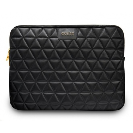 "Guess Quilted Obal pro Notebook 13"" Black"