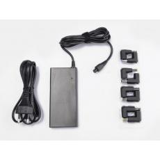 CRONO CB10039, univerzální napájecí adaptér, 90W, 8 konektorů, slim type
