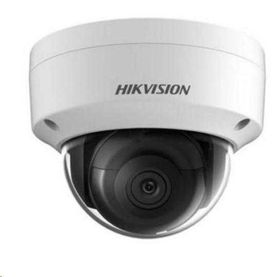 HIKVISION IP kamera 4Mpix, 2560x1440 až 25sn/s, obj. 2,8mm (110°), PoE, IRcut, IR,microSDXC, 3DNR, venkovní (IP67)
