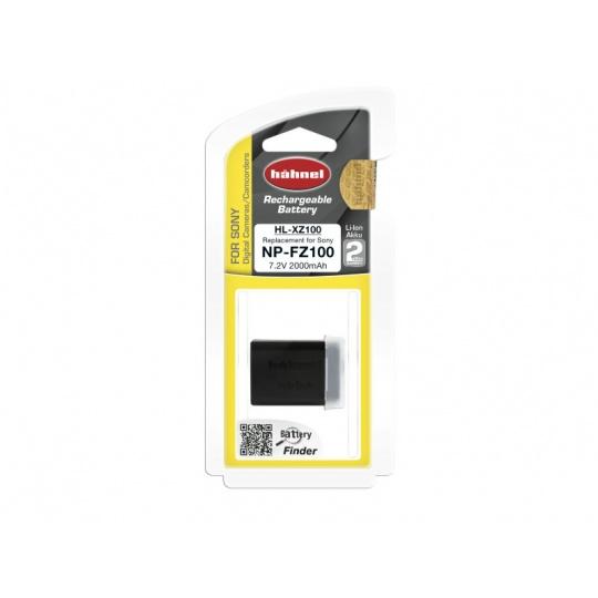 Hahnel Baterie Hahnel Sony HL-XZ100 / NP-FZ100 Baterie Hahnel Sony HL-XZ100 / NP-FZ100