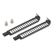 AKASA kryt na PCI Slot (2 pack) ocelový, s 2 šrouby