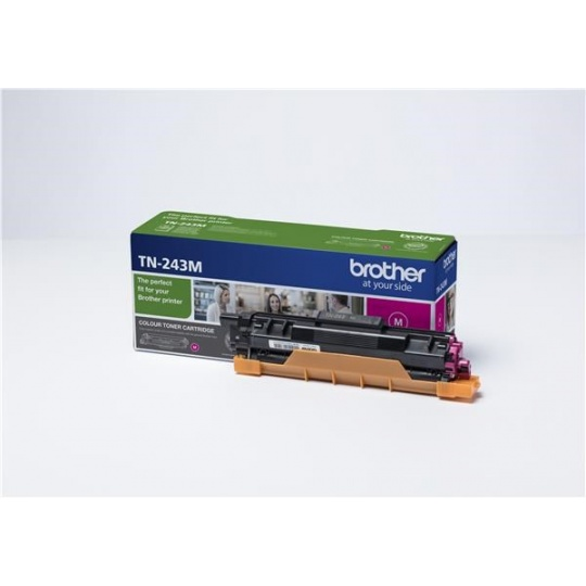 BROTHER Toner TN-243M - PRO HLL3210 HLL3270 DCPL3510 DCPL3550 MFCL3730 MFCL3770 - cca 1000stran