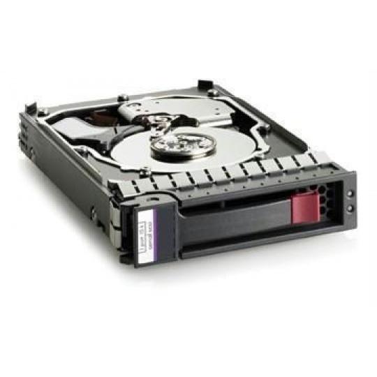 HPE MSA 10.8TB SAS 12G Enterprise 10K SFF (2.5in) 3yr Wty 512e 6-pack HDD Bundle