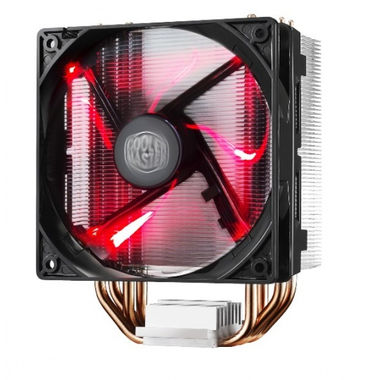Cooler Master chladič Hyper 212 LED, 9-31dBA