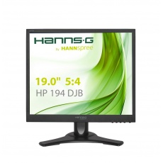 """HANNspree MT LCD HP194DJB 19"""" 1280×1024, 5:4, 250cd/m2, 1000:1 / 80M:1, 5 ms"""