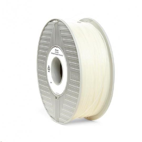 VERBATIM 3D Printer Filament PMMA DURABIO 1.75mm, 159m, 500g white