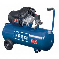 Scheppach HC 100 dc - olejový kompresor 100 l