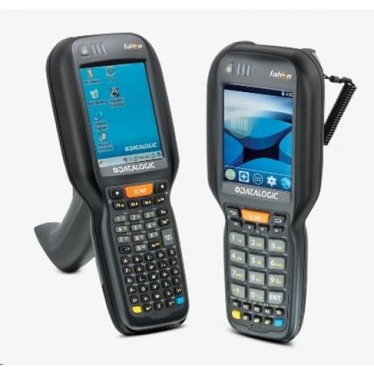 Datalogic Falcon X4, 2D, BT, Wi-Fi, alpha, Gun, Android