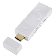 ACER WiFi adaptér WirelessMirror Dangle HDMI (White) EURO type 802.11 a/b/g/n/ac - successor for all dongles